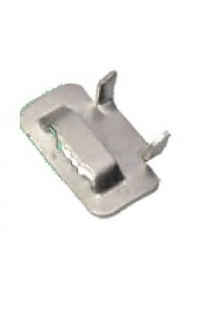 Raychem SS316 Jaw Type Buckle - 9mm