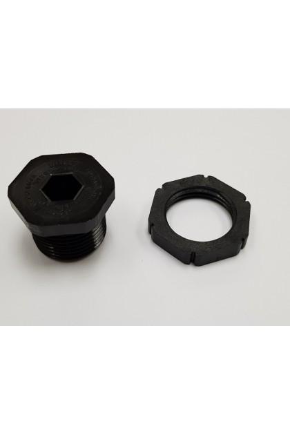 Wiska-Exe M20 Polyamide Stopping Plug - 10065302